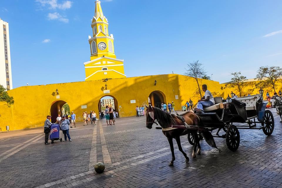 Plaza des Coches. La città vecchia. Cartagena de India, Colombia: cosa fare? Itinerario e informazioni utili
