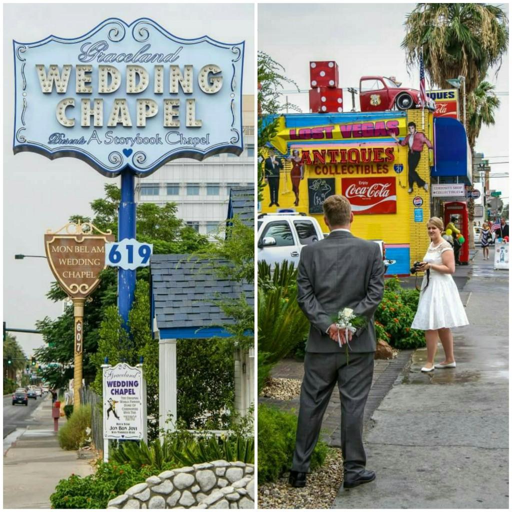 wedding chapel di Las Vegas per sposarsi