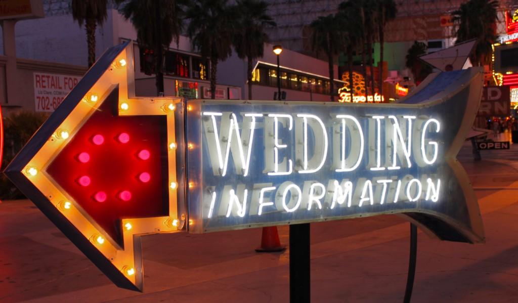 informazioni per sposarsi a Las Vegas