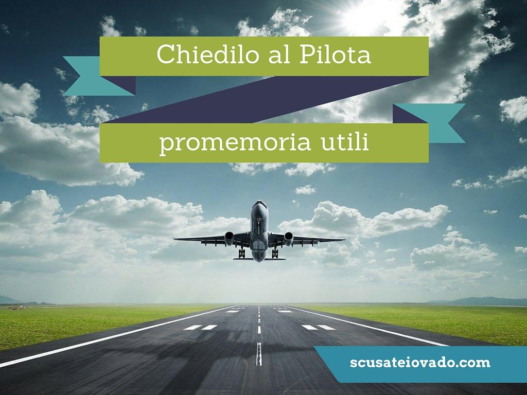 CHIEDILO AL PILOTTA PDF