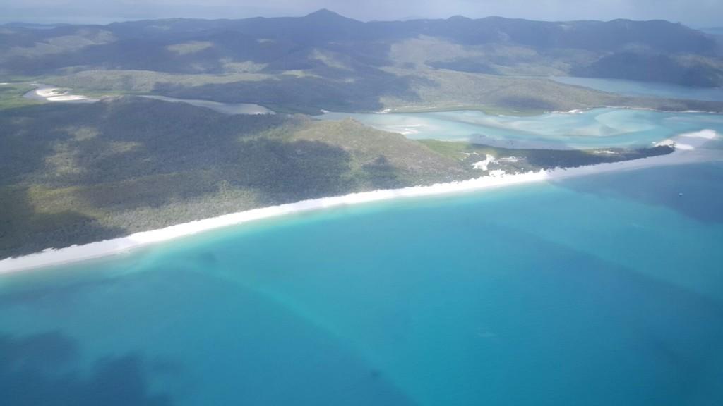 Whitsundays Island, Queensland. Australia. Escursioni, informazioni emozioni (in volo e in mare)