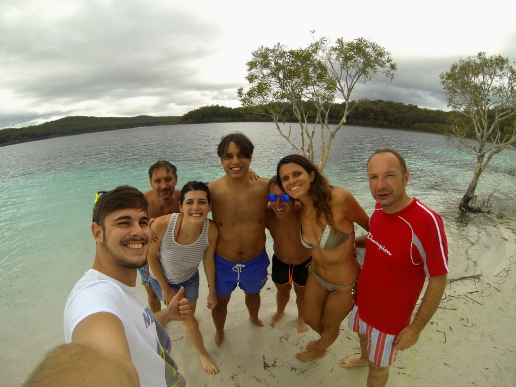 Escursione a Fraser Island