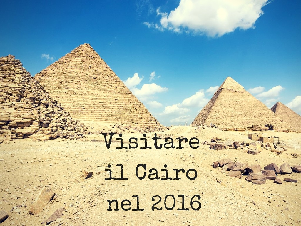Visitareil Cairo nel 2016
