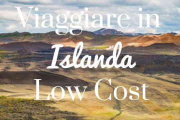 Viaggiare in Low Cost