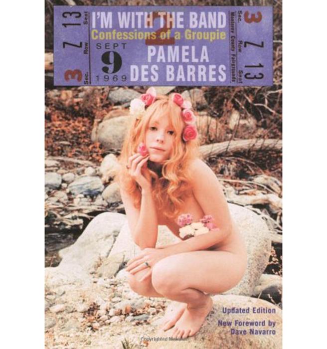 """La cover storica di """"I'm with the band"""""""