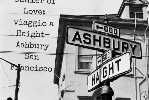Summer of Love- viaggio a Haight-AshburySan FranciscoAggiungi sottotitolo