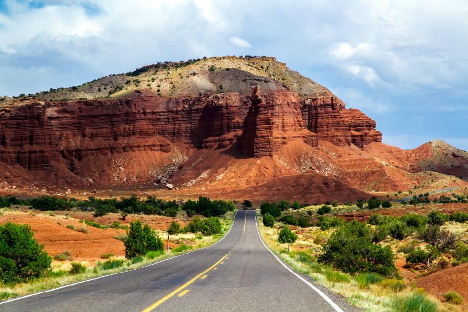 La Scenic Bway 12: la strada più bella del mondo si trova nello Utah