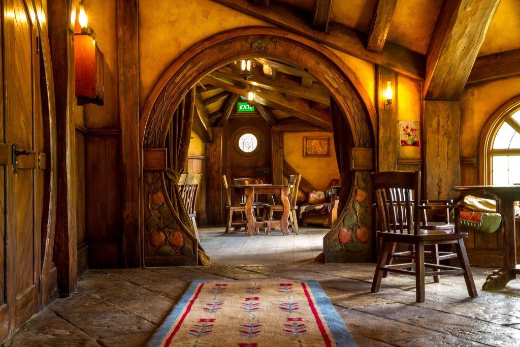 Dentro Hobbiton