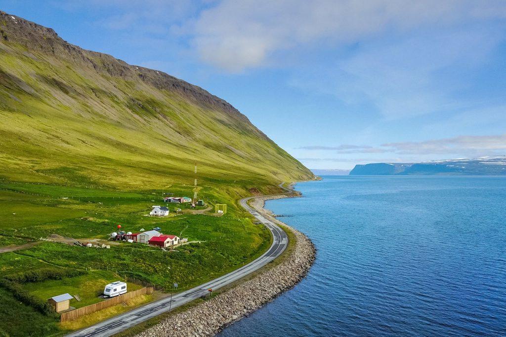 Islanda: i colori saturati e meravigliosi