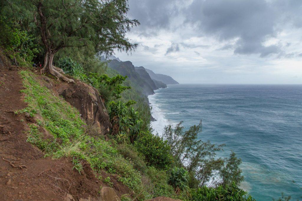 Na Pali Coast dal Kalalau trail