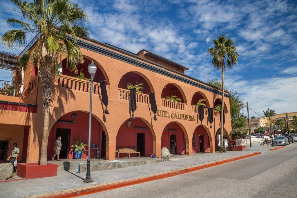 Il Celebre Hotel California