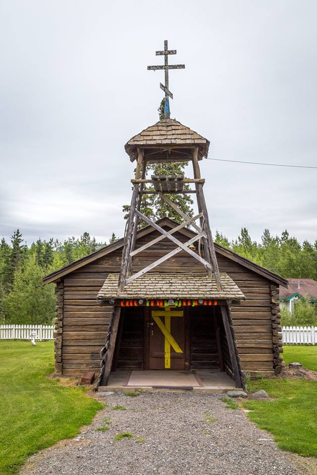 Alaska: da Anchorage a Talkeetna. Eklutna Village Historical Park