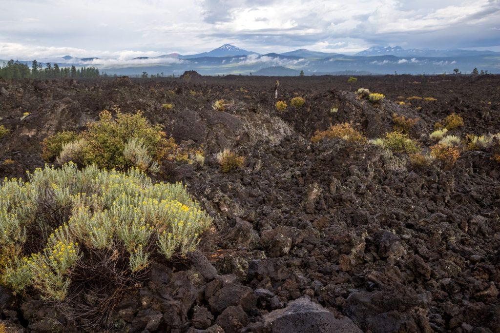 Oregon Centrale: montagne, laghi e deserti. Smith Rock State Park, Crater Lake e Painted Hills [itinerario e informazioni]