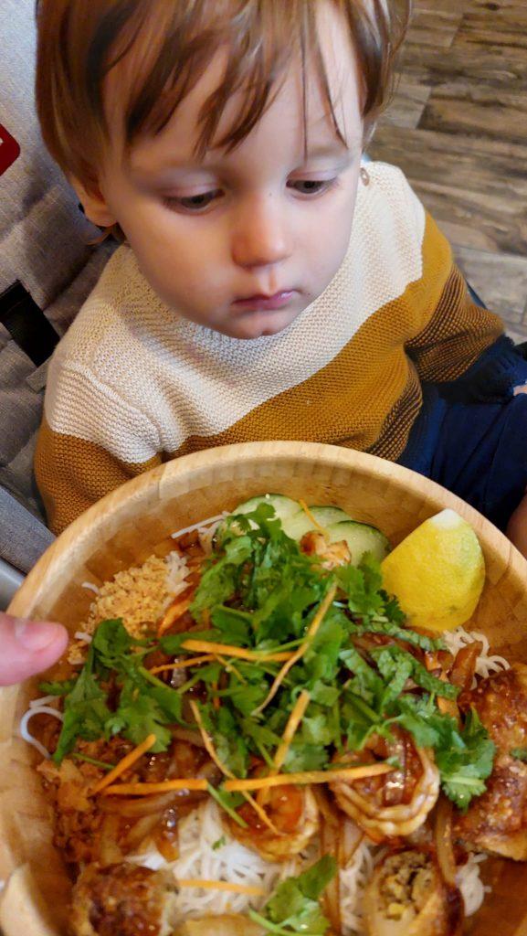 Giovanni e la cucina vietnamita